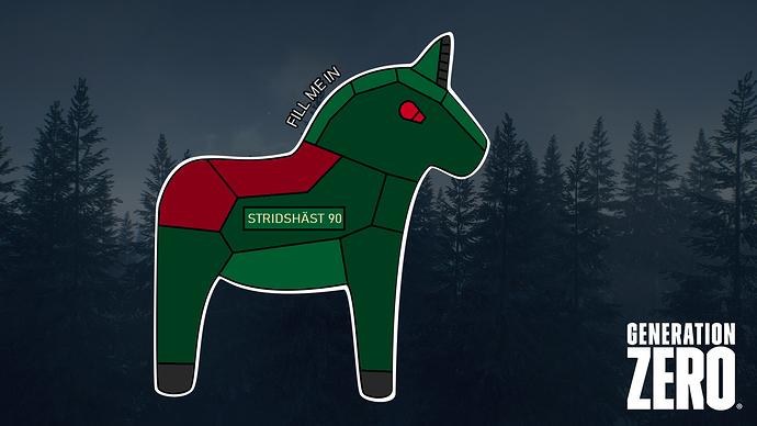 stridshast90