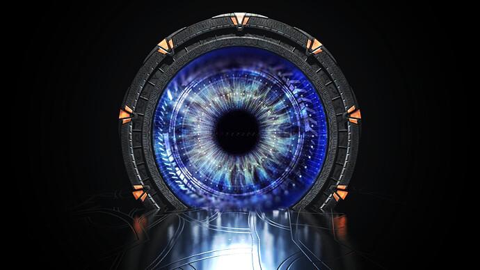 Bionic-Stargate
