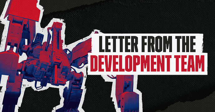 Letter from the team 1200x628