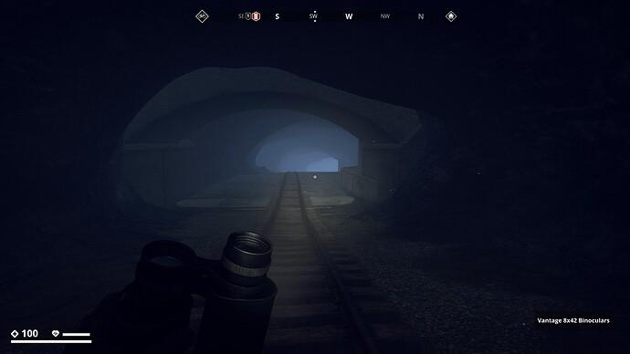 Muskudden Rail Tunnel