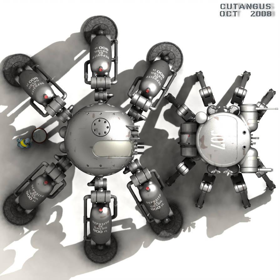 team_of_war_robots_by_cutangus_d1omkrr-pre